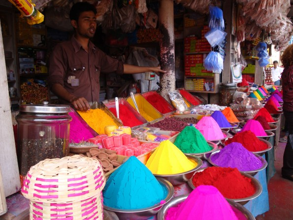 Coloured dyes