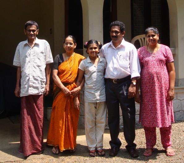Bijou's family