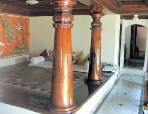 Main reception room, Palakkad
