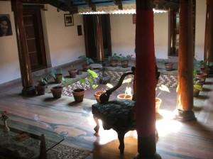 Living room/courtyard, Palakkad