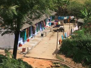 Tea workers' homes