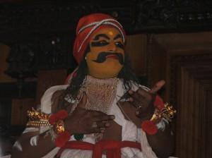 Kathakali: Goodie