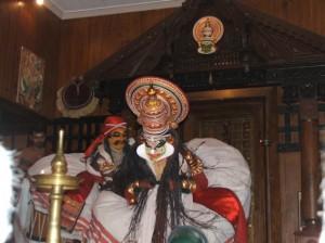 Kathakali: Goodie kills Baddie