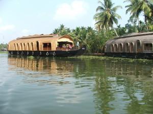 Rice boats